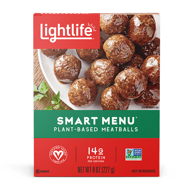 Smart Menu® Plant-Based Meatballs
