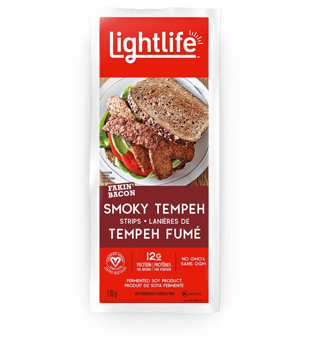 Smoky Tempeh Strips