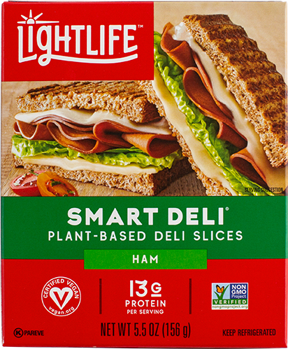 Smart Deli® Ham | Lightlife