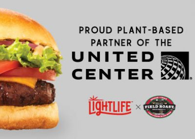 Greenleaf Foods, SPC, Scores Big With Chicago Sports Fans by Bringing Plant-based Menu Items to Hometown Arena