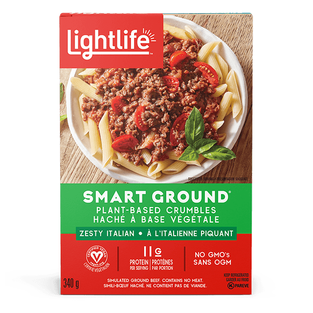 Haché à l'italienne piquant Smart Ground®