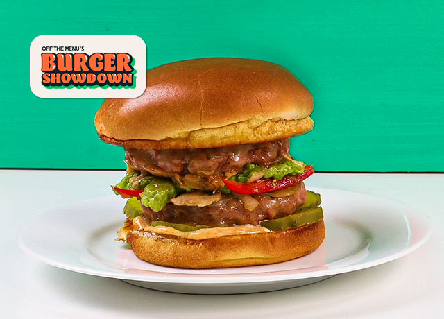 The Busy Max Burger