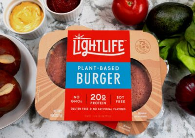 Lightlife and Field Roast Grain Meat Co. Partner with Dot Foods, Bringing New Heat to Plant-Based Category