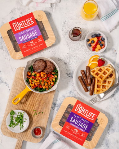Lightlife® and Field Roast™ Bring More to the Table With New Plant-based Breakfast Sausages, Including Category's First Fresh Breakfast Links