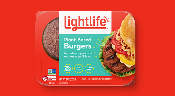 Lightlife® Makes a 'Clean Break' from Plant-Based Competition, Commits to Delivering Simple, Delicious Food Developed in a Kitchen, Not a Lab