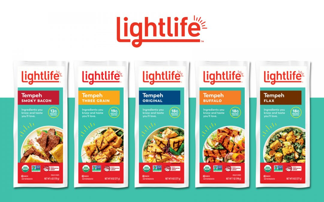 Lightlife® Strengthens Walmart Partnership by Expanding Tempeh to 3,500 Stores