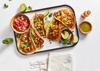 Champion Style Grilled Corn Tacos