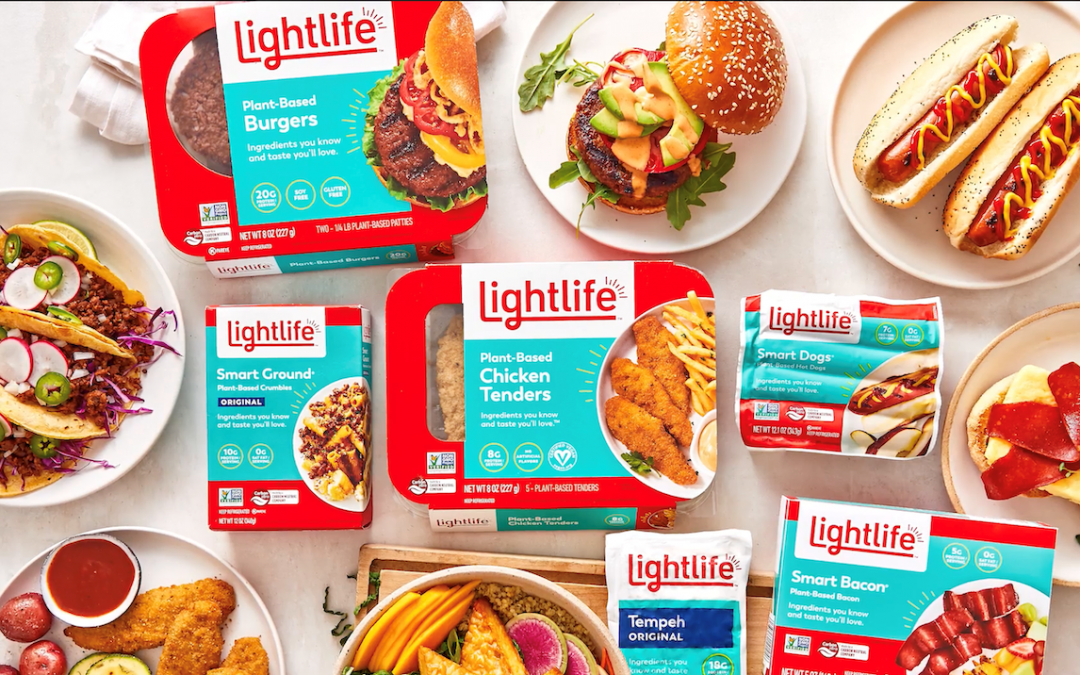 Lightlife Debuts Breakthrough National Campaign, 'Simple Ingredients for a Full Life'
